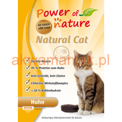 Power of Nature - Natural Cat Fee's Favorite - kurczak, 2 kg