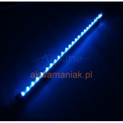 Oświetlenie Nocne Led 113cm Niebieskie